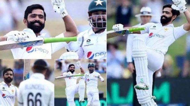 پاکستان نے دوسرے ٹیسٹ میچ کی پہلی اننگز 510  رنز پر ڈکلیئر کر دی